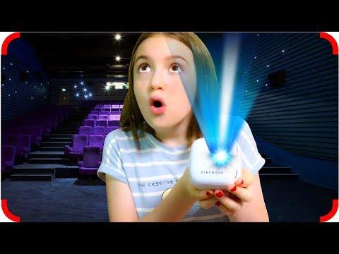 видео: Кинотеатр у меня дома!