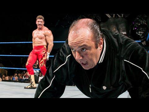 Eddie Guerrero vs. Paul Heyman: SmackDown, March 4, 2004