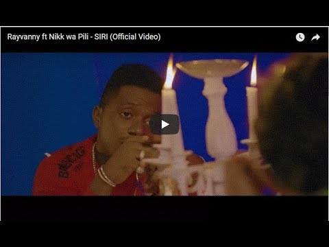 Rayvanny Ft Nikk Wa Pili-Siri (Official Video)