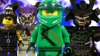 LEGO NINJAGO HUNTED PART 6 - SEASON FINALE TRAILER 3 - SHADOW OF GARMADON