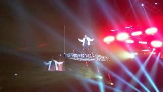 Usher OMG Tour o2 Arena - Burn Thumbnail