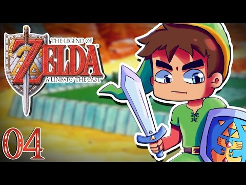 Zelda A Link to the Past #04 : PALAIS DU DÉSERT !