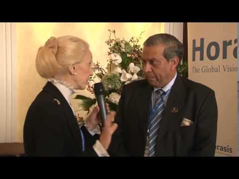 Barbara Judge, UK Atomic Energy Authority, at the 2011 Horasis Global Arab Business Meeting