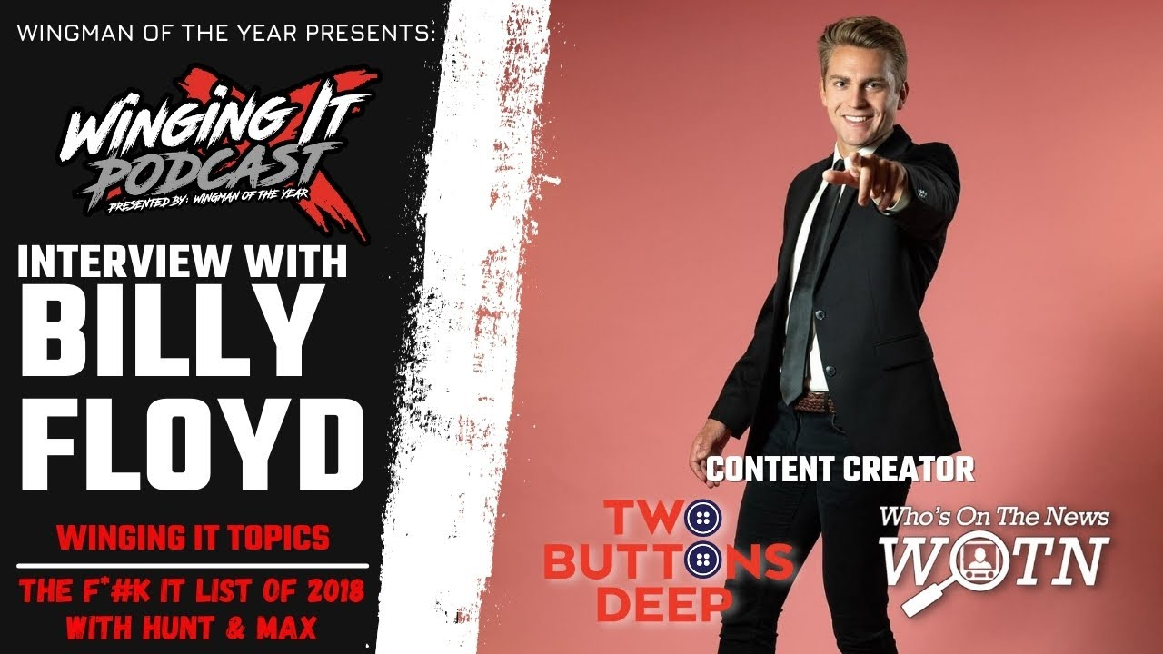 Could You Do The F*#K It List?! Plus Interview With Billy Floyd From Two Buttons Deep