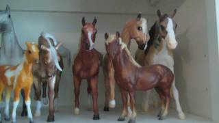 Collection Tour! May 2016(Heyyy! Just thought I'd make an updated collection tour while all my horses were out. I left out the classics and stablemates because I knew this would be long ..., 2016-05-25T22:32:16.000Z)