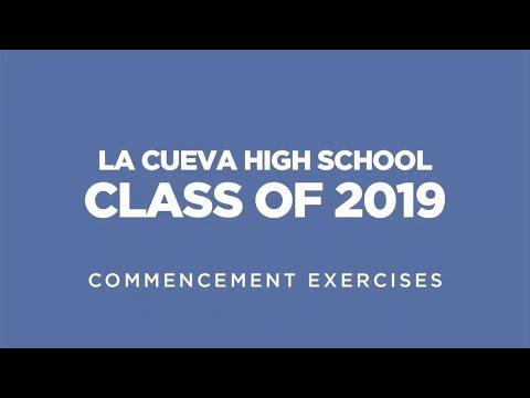 La Cueva High School Graduation - 2019