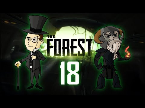 THE FOREST #18 : Don't Teabag the monster when it's on fire!