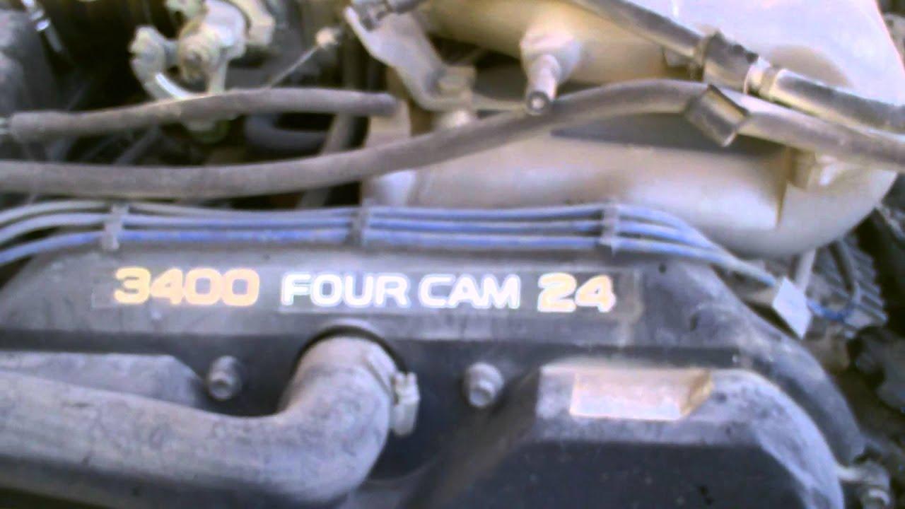3400 Four Cam 24 Youtube