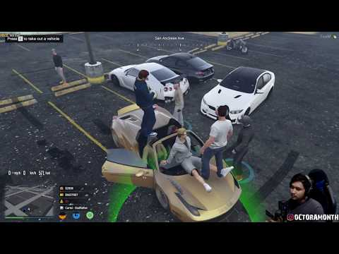 MALMING SANS - GTA 5 ROLE PLAY [23/3/2019]