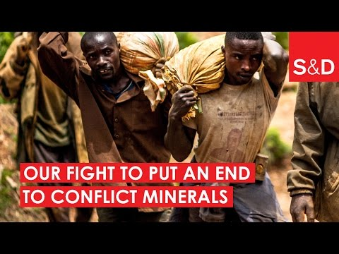 Our Fight to Put an End to Conflict Minerals
