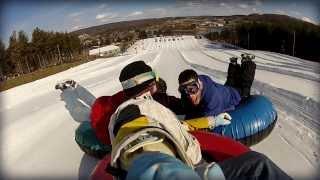 Snow Tubing Edit (Wisp Resort, MD)