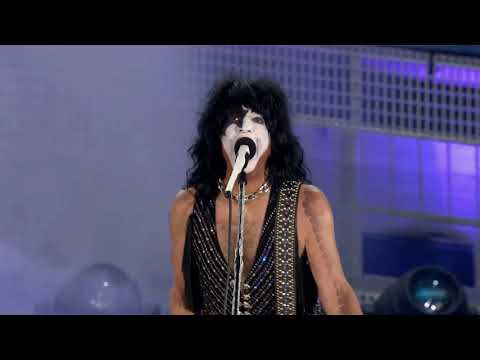 """Black Diamond Live 4K"" KISS 2020 Goodbye Atlantis, The Palm, Dubai"