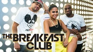 Whats the most offensive sterotype youve heard about your race?   The Breakfast Club Power 105.1