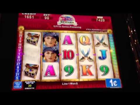 Pirate Rose Slot Machine