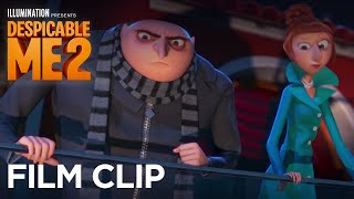 "Despicable Me 2 | Clip: ""The Minions rescue Gru and Lucy"" 