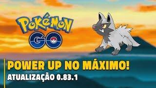 POKÉMON GO MAIS RÁPIDO! ATUALIZAÇÃO 0.83.1 | Pokémon GO