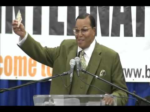 Farrakhan Says GOLD Will Be The New Medium Of Exchange