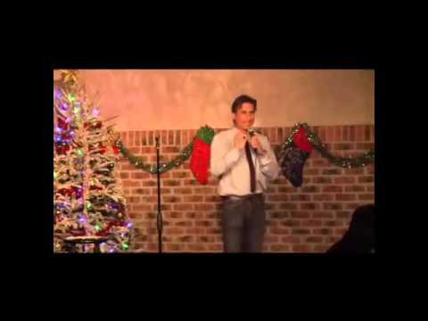 Mitchell Allen Josephs comedy at the Palm Beach Improv 12/12/12 thumbnail