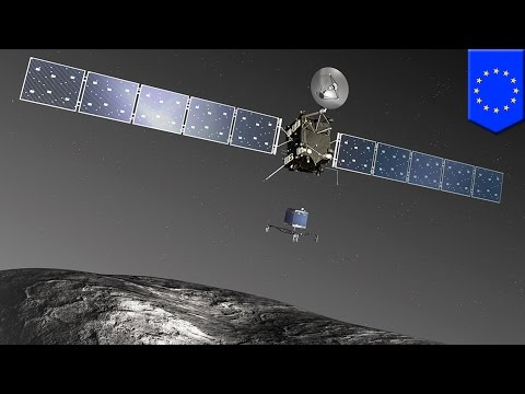 Rosetta mission: Philae comet lander wakes up after seven months of hibernation - TomoNews