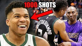 How Kobe Bryant HELPED Giannis Antetokounmpo Become An NBA MVP (Ft. Workouts, Sad Boi Days)