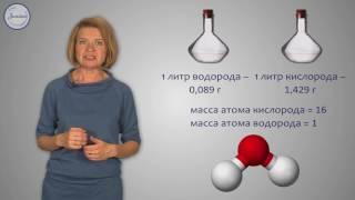 Химия 8 Химические формулы