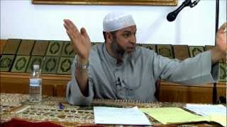 Reciting Al-Fatiha behind the Imam by Imam Karim AbuZaid