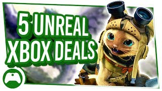 5 Unreal Xbox Deals You Don