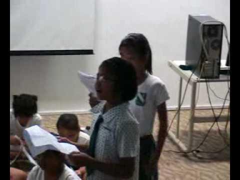 WhatsAbd - St Margaret Primary School Speech & Drama 2010 (Primary 4 & 5 Performance)