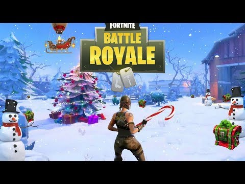 #1 World Ranked | Fortnite Stream Update v1.11 | X-Mas Update & Season 2 | Sponsor Goal 516/600 |