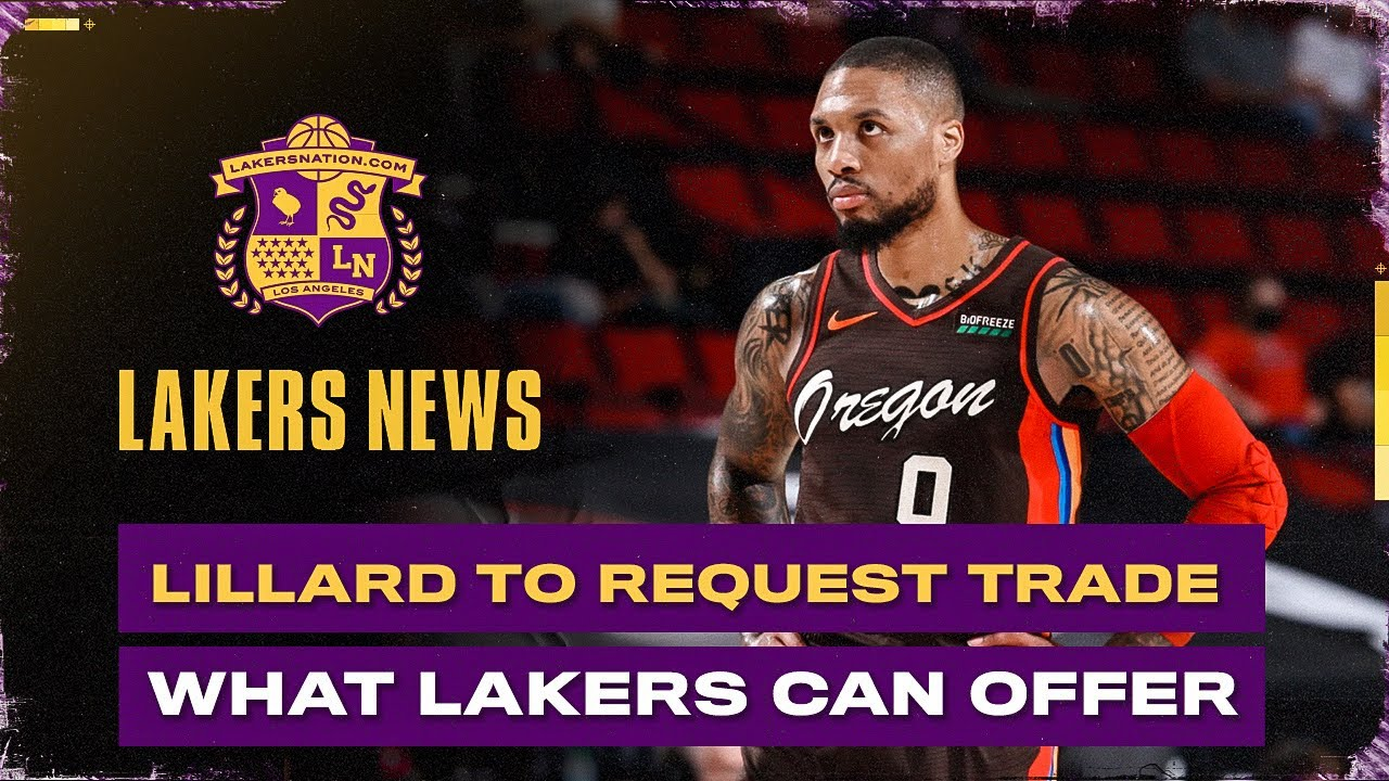 Damian Lillard to the Lakers? A look at the possibilities