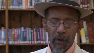 Linton Kwesi Johnson performs If I Woz A Tap Natch Poet