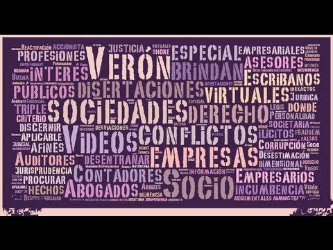 """Las sociedades """"offshore"""" - VIDEO Nº 5 (4/4)"""