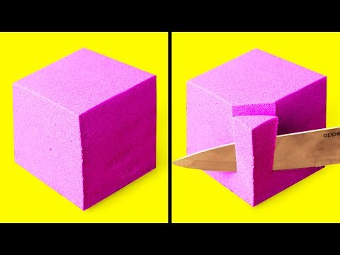 18 MOST SATISFYING DIY VIDEO YOU'VE EVER SEEN