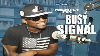 Busy Signal talks 20/20 foundation, 2012 extradition +
