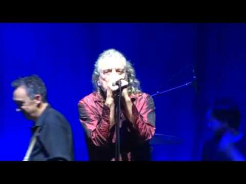 Thats The Way by Robert Plant live at Colston Hall, 17 Nov 2017