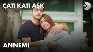 Annem! - Çatı Katı Aşk 12.Bölüm