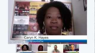 Caryn K. Hayes & actor Crystal Coney of Breaking Point - interview on Digital Spill