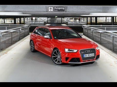 Audi RS 4 Avant - Familienkutsche mit 450 PS