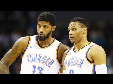 Paul George Resigning with OKC Thunder After Russell Westbrook Defends Him?