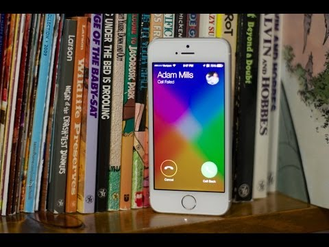 Verizon iPhone 6: It's Time for Talk and Surf