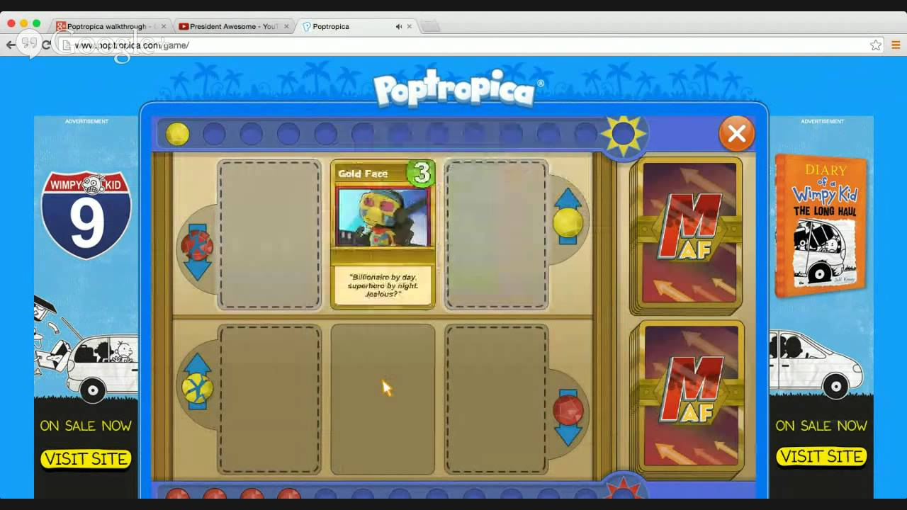 how to do missions on poptropica