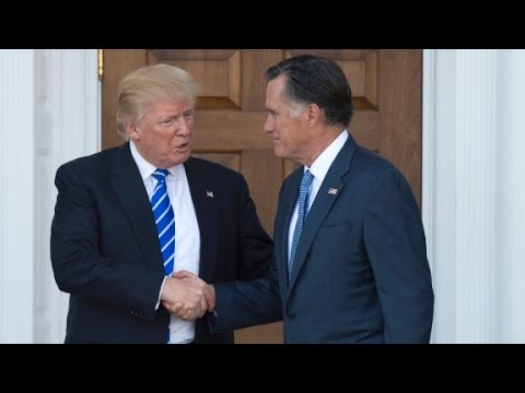 Source: Romney seriously considering Secretary of State