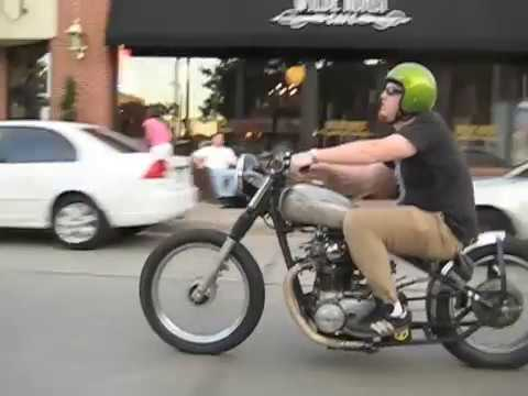 xs650 bobber documentary ~ short film - REPLIES REQUESTED