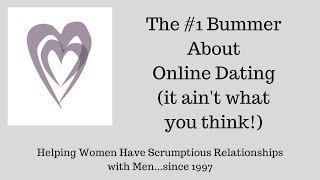 do you think online dating works With so many television, radio, and online ads, it's hard not to consider match when you think of online dating sites it might be the first website you go to when looking for love online, but for many people it is not the last site they go to.