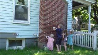 Vlog 7-4-17 Kids Summer Fun