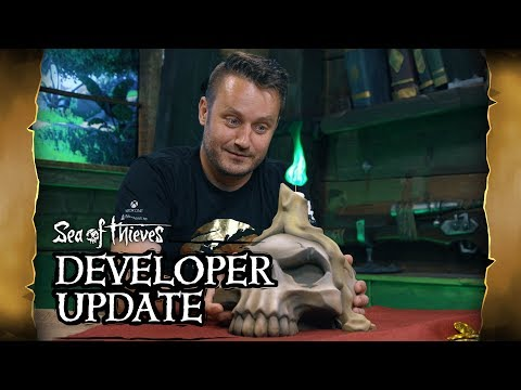 Official Sea of Thieves Developer Update: July 19th 2018 | OnRPG