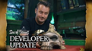 Official Sea of Thieves Developer Update: July 19th 2018
