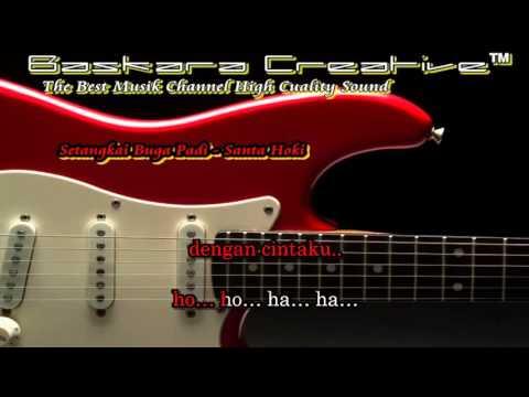 Setangkai Bunga Padi Santa Hoki Karaoke No vokal