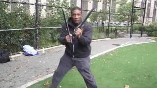 Wing Chun knife basics
