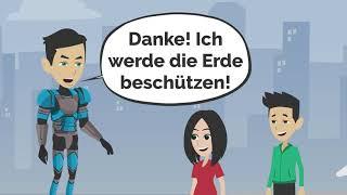 Deutsch lernen | Unsere ERDE ist in Gefahr!